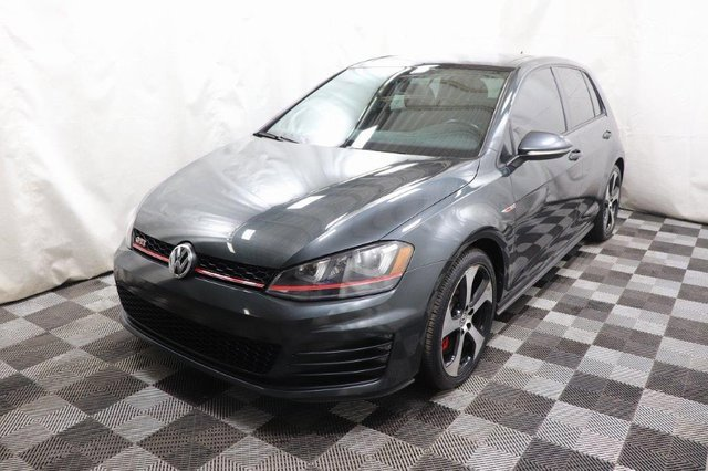 Used 2017 Volkswagen Golf GTI in Akron, OH