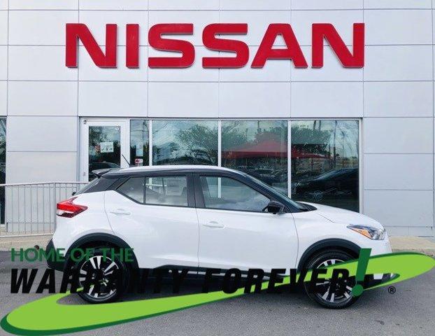 2020 Nissan Kicks SR SR FWD Regular Unleaded I-4 1.6 L/98 [7]