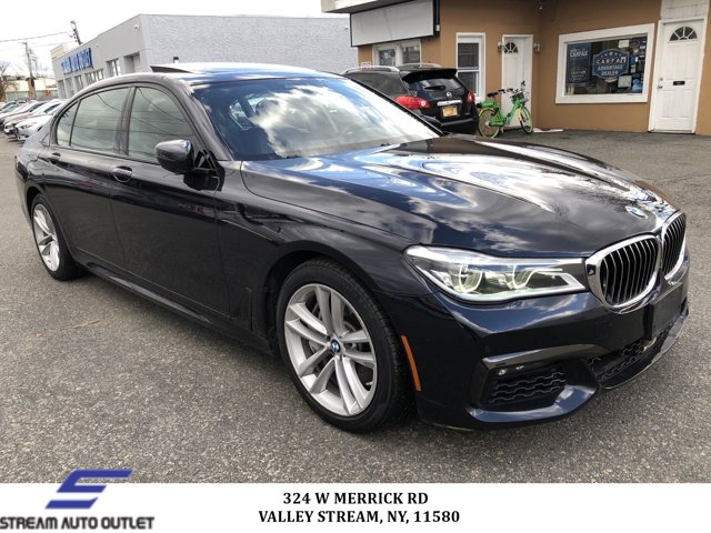 Used 2017 BMW 7 Series in Valley Stream, NY