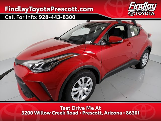 2020 Toyota C-HR LE LE FWD Regular Unleaded I-4 2.0 L/121 [0]