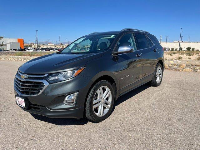 2018 Chevrolet Equinox Premier FWD 4dr Premier w/2LZ Turbocharged Gas I4 2.0L/ [15]