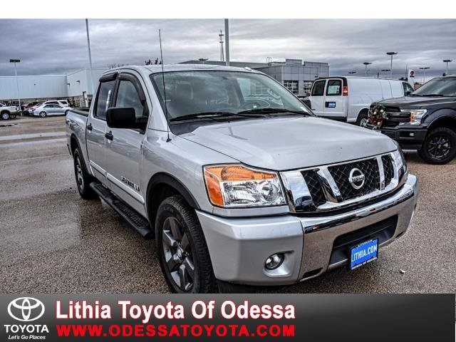 Used 2015 Nissan Titan in Odessa, TX