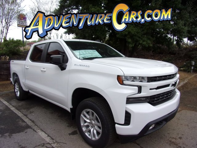 New 2019 Chevrolet Silverado 1500 in Dalton, GA