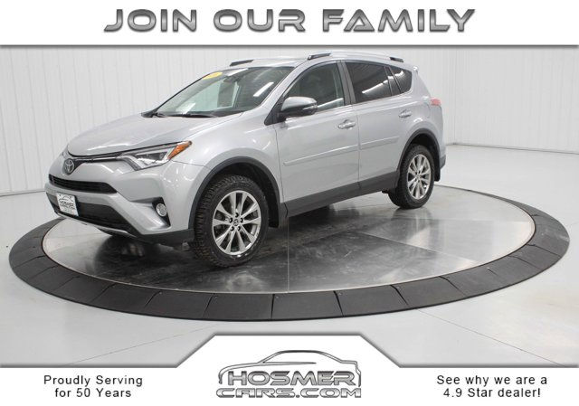 Used 2016 Toyota RAV4 in Mason City, IA