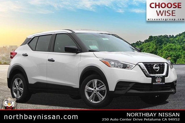 2020 Nissan Kicks S S FWD Regular Unleaded I-4 1.6 L/98 [11]