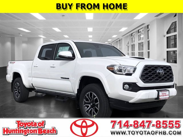 2021 Toyota Tacoma TRD Sport TRD Sport Double Cab 6′ Bed V6 AT Regular Unleaded V-6 3.5 L/211 [14]
