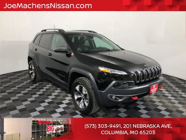 Used 2017 Jeep Cherokee in Columbia, MO