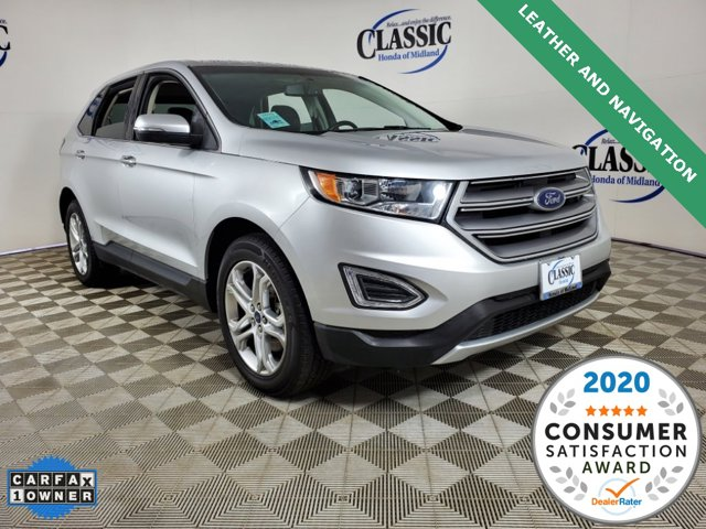 Used 2018 Ford Edge in Midland, TX