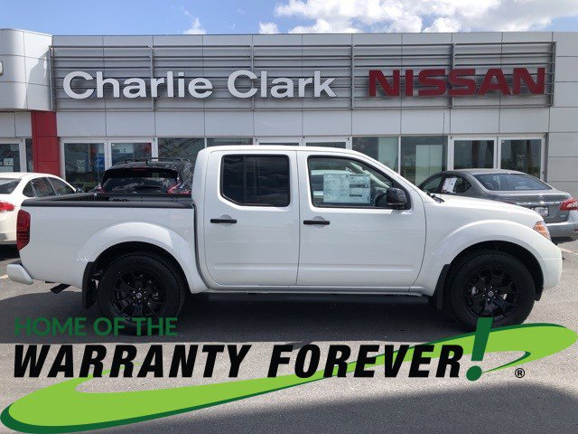 2020 Nissan Frontier SV Crew Cab 4x2 SV Auto Regular Unleaded V-6 3.8 L/231 [19]