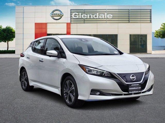 2020 Nissan LEAF SL PLUS SL PLUS Hatchback Electric [0]
