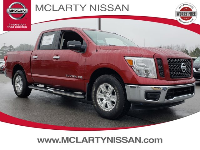 New 2019 Nissan Titan in Little Rock, AR