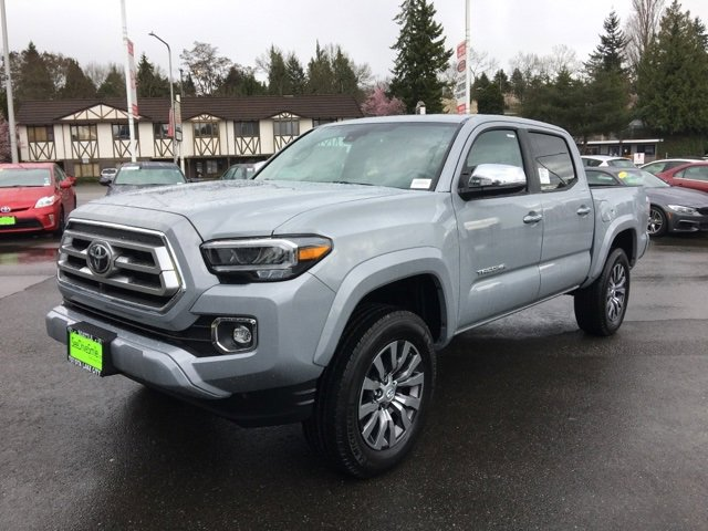 2020 Toyota Tacoma Limited Double Cab 5' Bed V6 AT