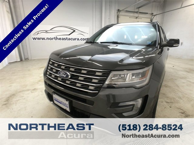 Used 2017 Ford Explorer in Latham, NY