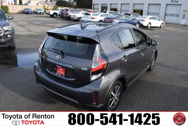 Used 2018 Toyota Prius c Two