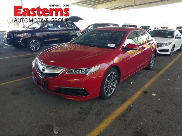 2017 Acura TLX V6 4dr Car