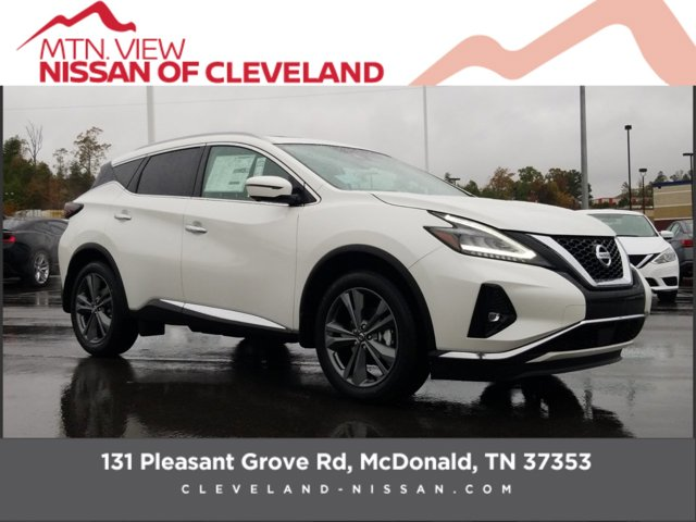 New 2020 Nissan Murano in McDonald, TN