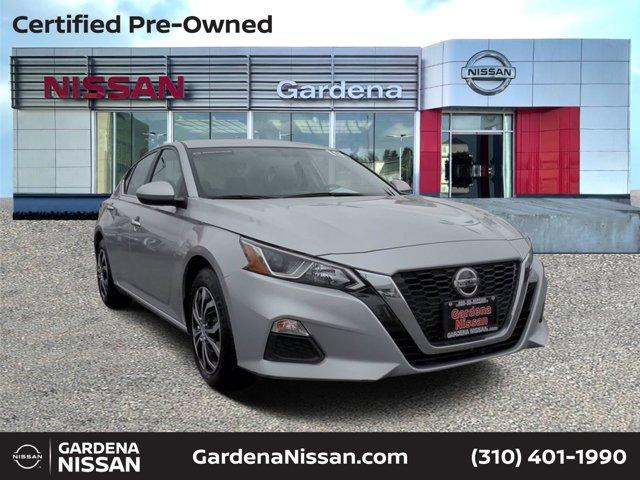 2019 Nissan Altima 2.5 S 2.5 S Sedan Regular Unleaded I-4 2.5 L/152 [2]