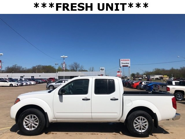 Used 2018 Nissan Frontier in Muskogee, OK