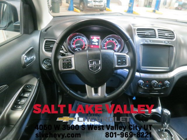 Used 2018 Dodge Journey Crossroad AWD