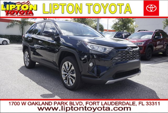 New 2019 Toyota RAV4 in Ft. Lauderdale, FL