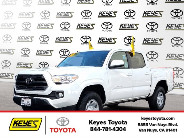 Used 2017 Toyota Tacoma SR5 Double Cab 5' Bed I4 4x2 AT