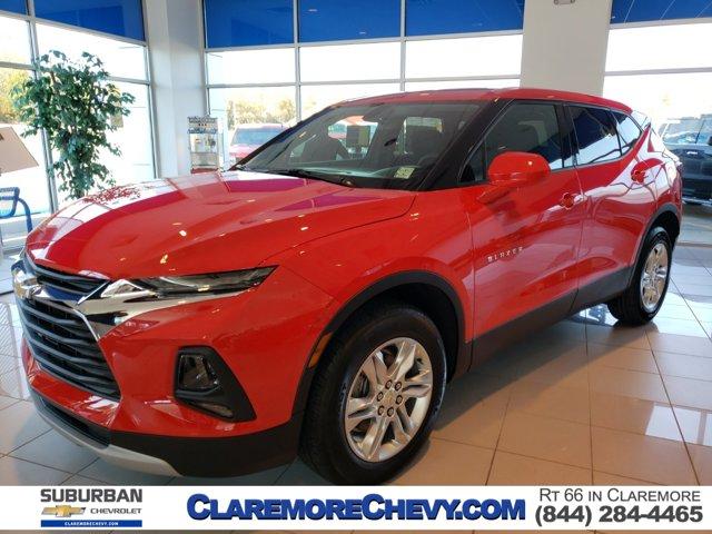 New 2020 Chevrolet Blazer in Claremore, OK