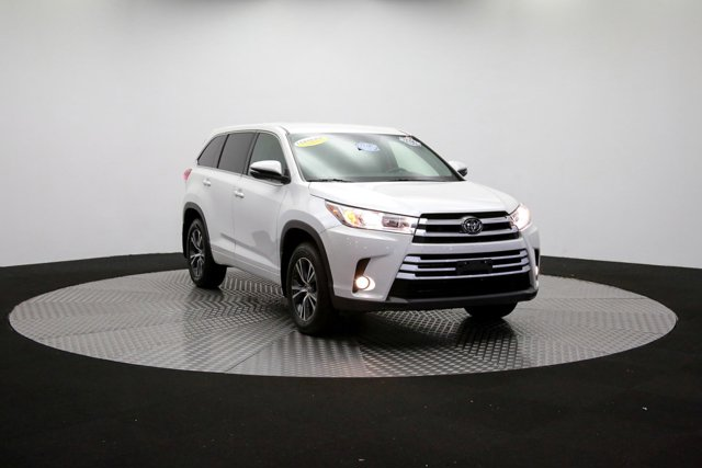 2017 Toyota Highlander for sale 124043 45