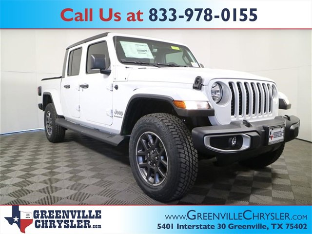 New 2020 Jeep Gladiator in Greenville, TX