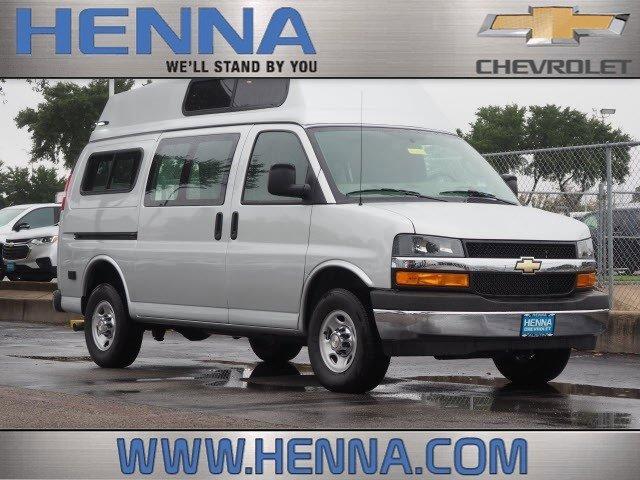 New 2019 Chevrolet Express Cargo Van in Austin, TX