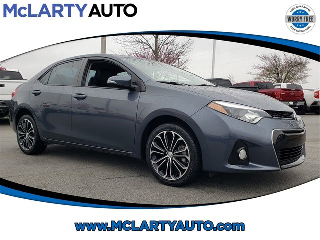 Used 2016 Toyota Corolla in North Little Rock, AR