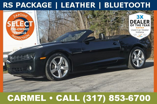 Used 2011 Chevrolet Camaro in Indianapolis, IN