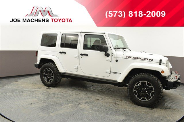 Used 2016 Jeep Wrangler Unlimited in Columbia, MO