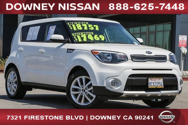 2018 Kia Soul + + Auto Regular Unleaded I-4 2.0 L/122 [1]