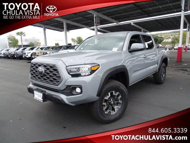 New 2020 Toyota Tacoma in Chula Vista, CA