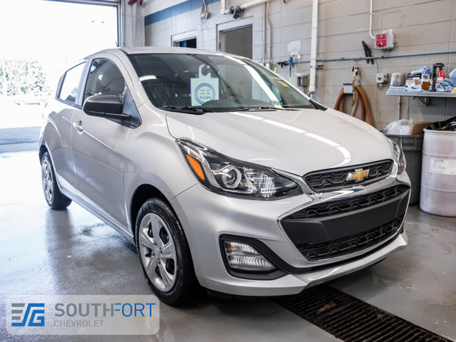 2021 Chevrolet Spark LS Manual 4dr HB Man LS Gas I4 1.4L/85.4 [1]