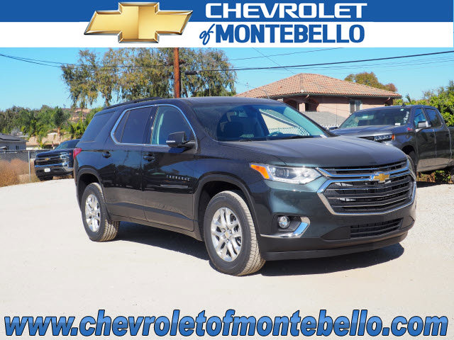 2021 Chevrolet Traverse LT Cloth FWD 4dr LT Cloth w/1LT Gas V6 3.6L/217 [13]