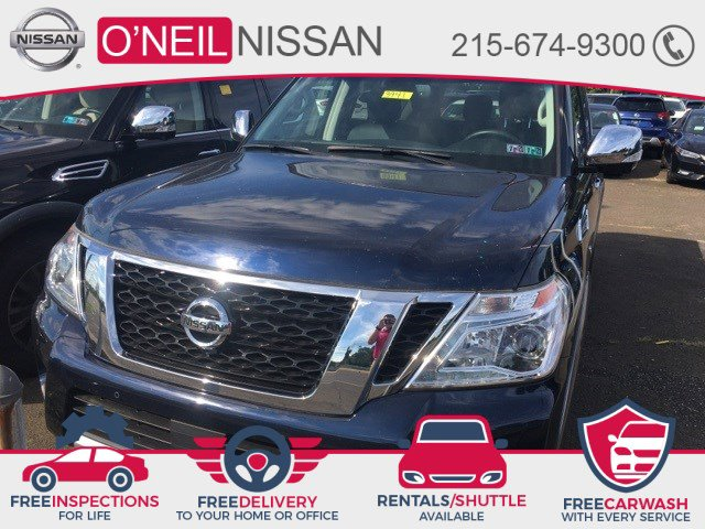 2017 Nissan Armada SL 4x4 SL Regular Unleaded V-8 5.6 L/339 [3]