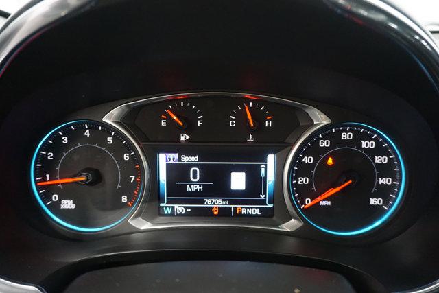 Pre-Owned 2017 Chevrolet Malibu Premier