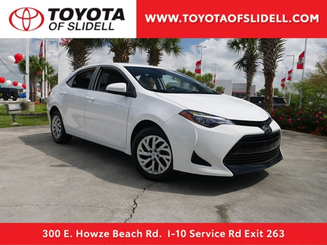 Used 2018 Toyota Corolla in Slidell, LA