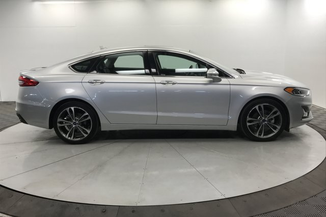 Used 2019 Ford Fusion Titanium