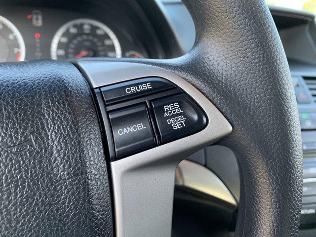 2009 Honda Accord EX 2D Coupe 4-Cyl PZEV i-VTEC 2.4L