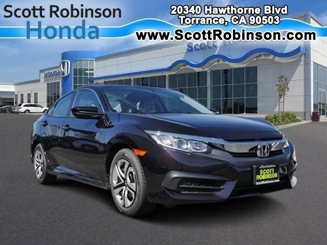 New 2017 Honda Civic Sedan in Torrance, CA