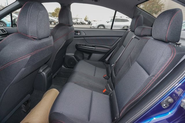 New 2020 Subaru WRX Manual