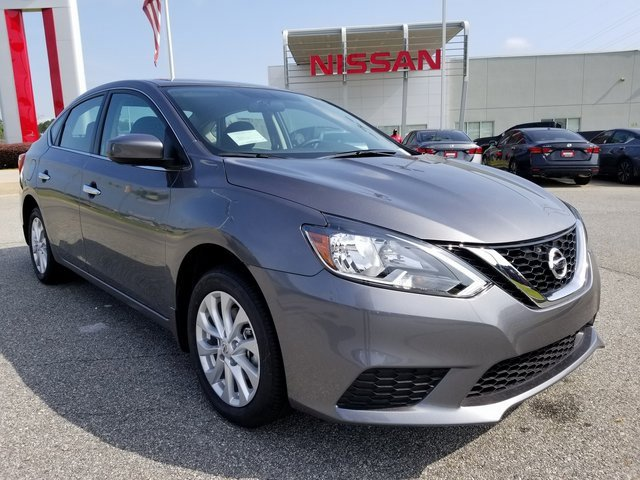New 2019 Nissan Sentra in Tifton, GA