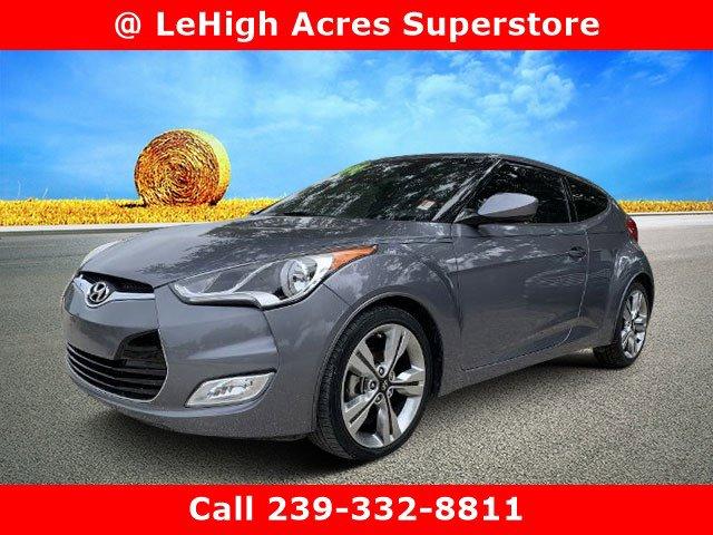 Used 2017 Hyundai Veloster in Lehigh Acres, FL