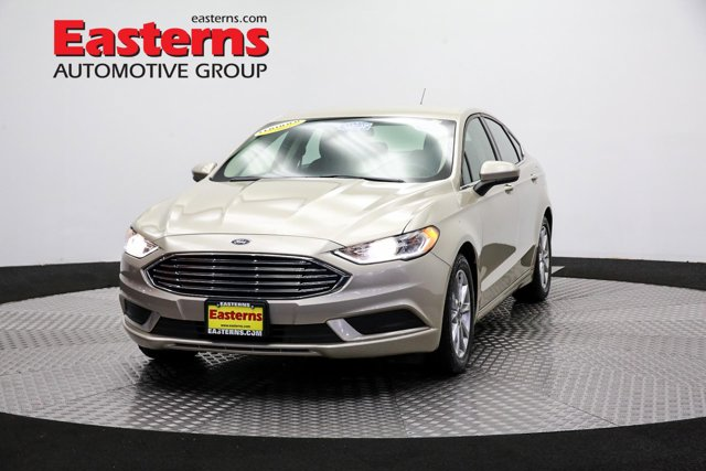 2017 Ford Fusion SE Technology EcoBoost 4dr Car
