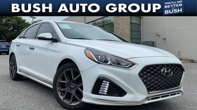 2018 Hyundai Sonata Sport Sport 2.0T *Ltd Avail* Intercooled Turbo Regular Unleaded I-4 2.0 L/122 [6]