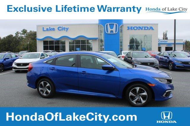 New 2020 Honda Civic Sedan in Lake City, FL