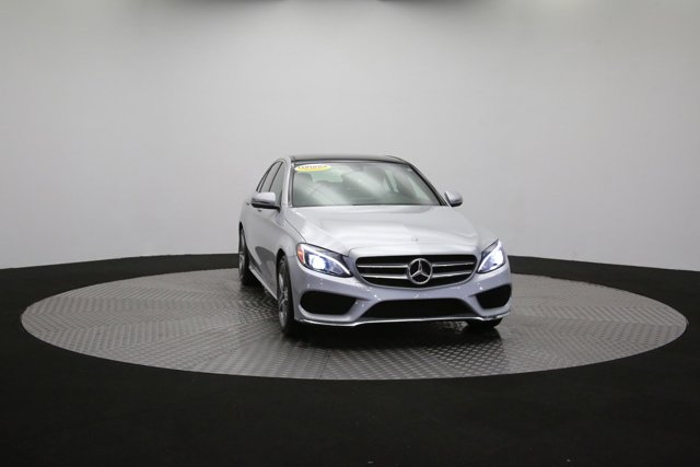 2016 Mercedes-Benz C-Class for sale 124011 47