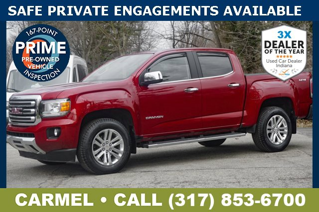 Used 2017 GMC Canyon in Indianapolis, IN